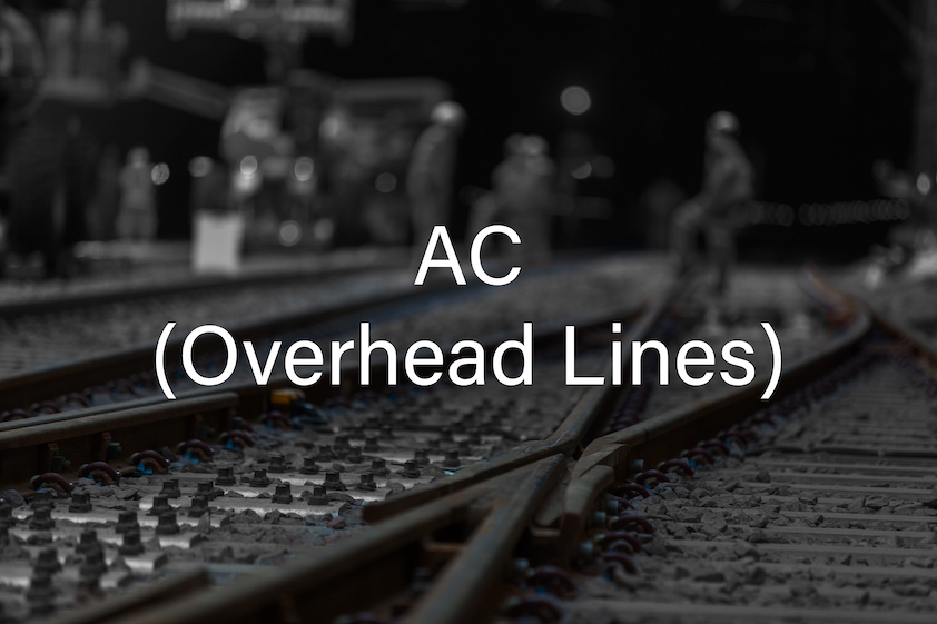 AC - Overhead Lines Cover