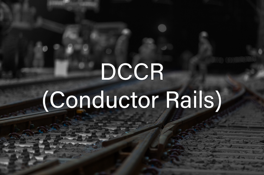 PTS DC Conductor Rails Cover