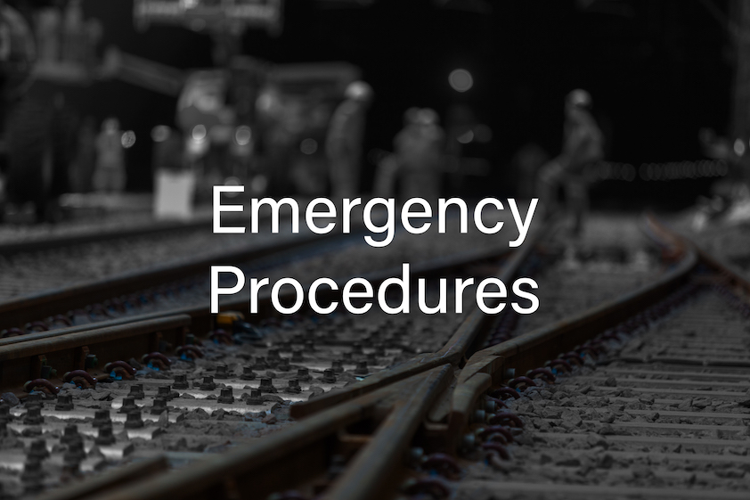 PTS Emergency Procedures Cover
