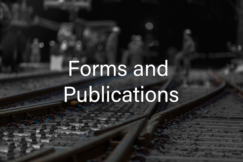 IWA Forms and Publications Cover