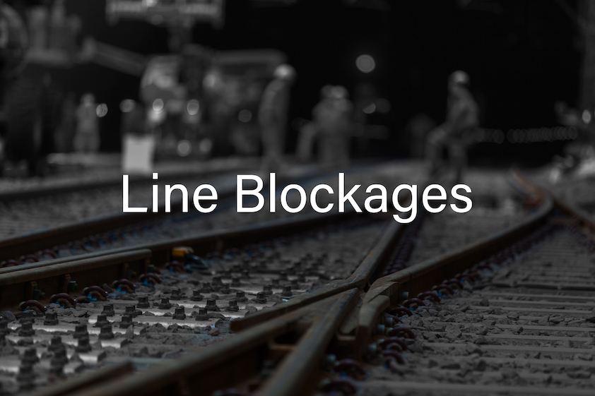 IWA Line Blockages Cover
