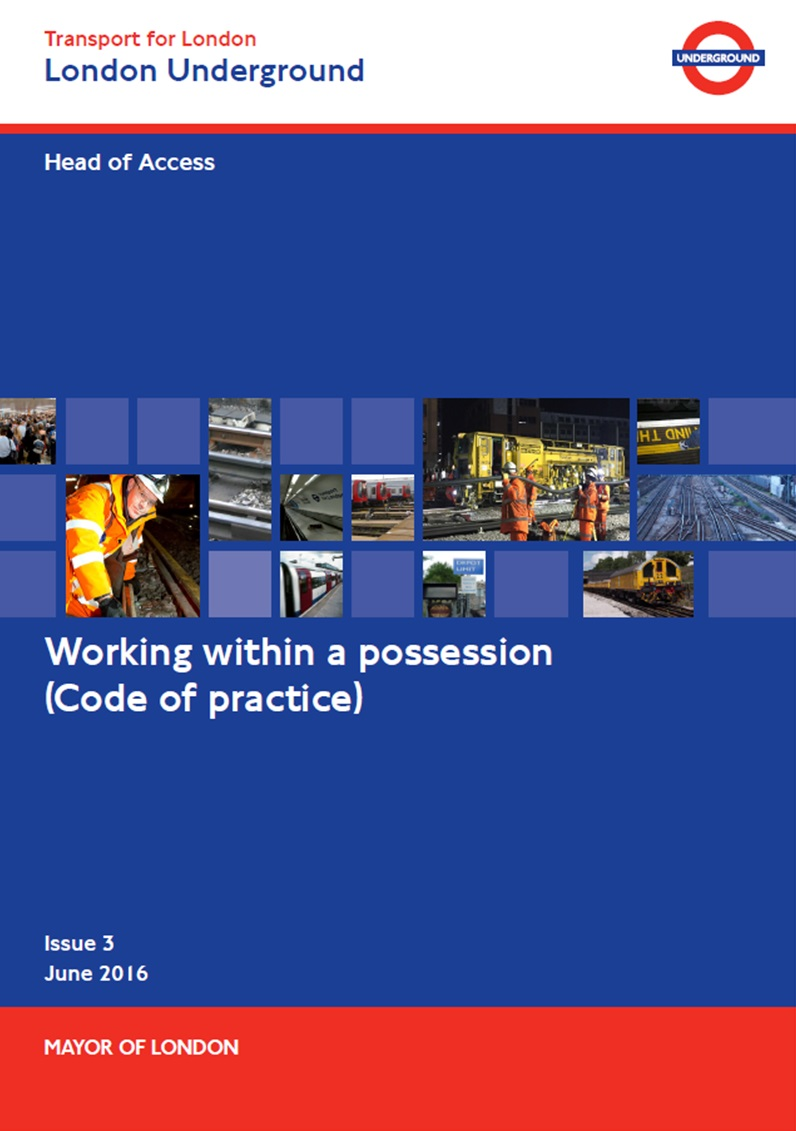 LU - Working Within A Possession Cover