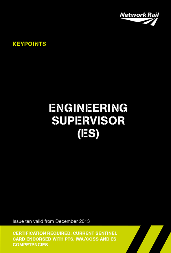 Engineering Supervisor Cover