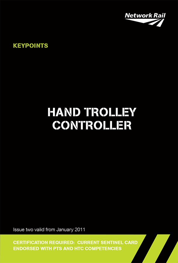Hand Trolley Controller Cover