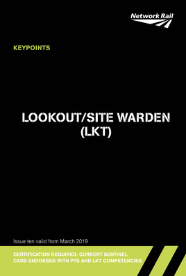 Lookout/Site Warden (LKT) Cover