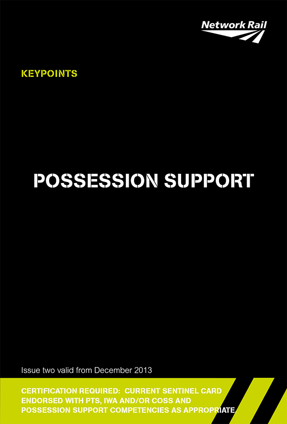 Possession Support Cover